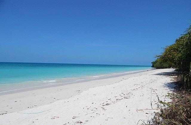 Kala pathar beach, Havelock Island, Andaman, India
