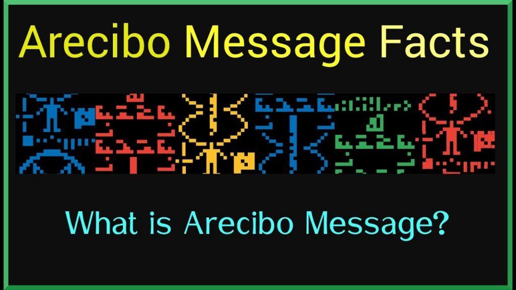 Arecibo message