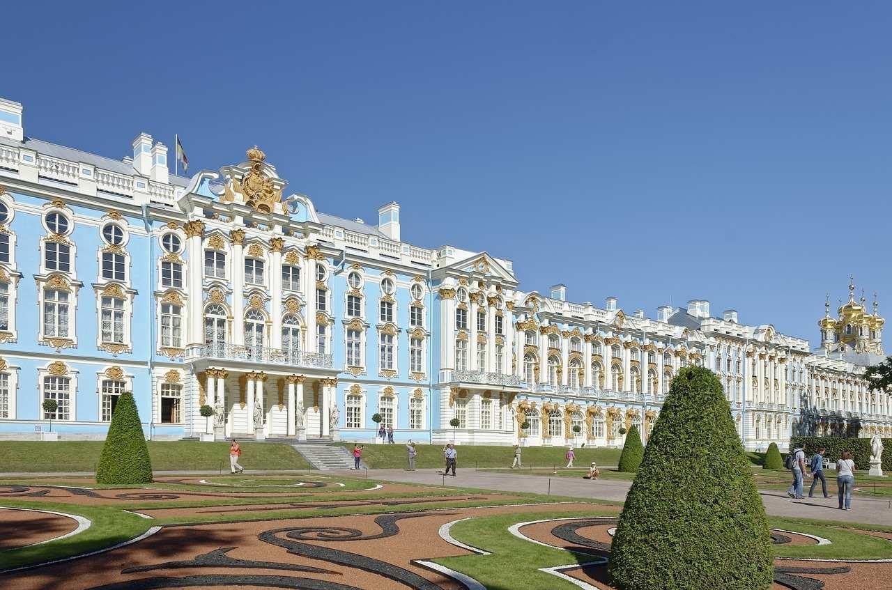 St Petersburg Guide