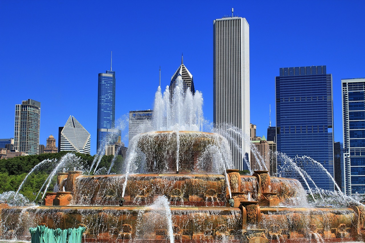 Warm Weather in Chicago