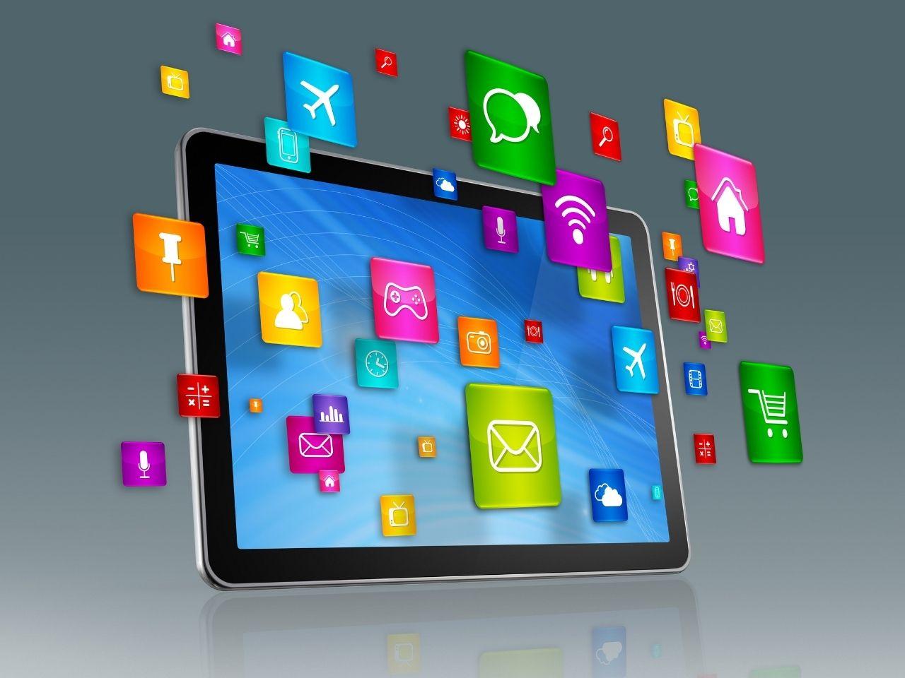enterprise web app