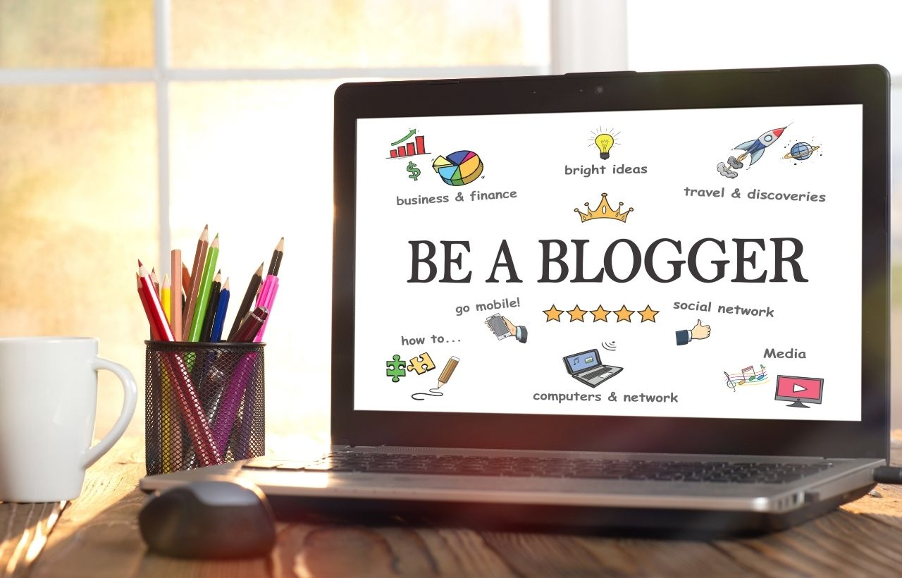 Become a Blogging Hero