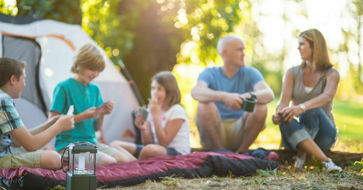 Games to Bring on A Camping Trip